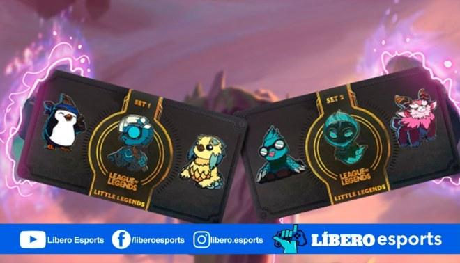 Riot lanza merchandise en base a Teamfight Tactics. | Fuente: Composición.