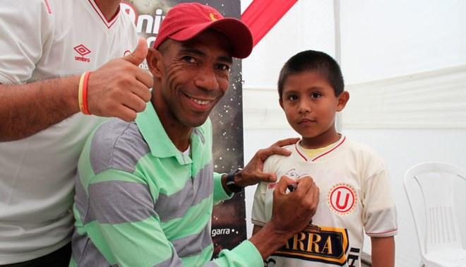Eduardo Esidio es recordado por jugar en Universitario y Alianza Lima | Fuente: Líbero.