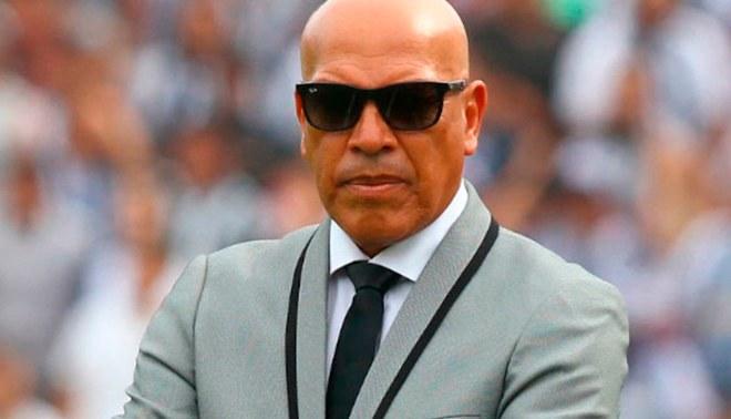 Roberto Mosquera llegó tras la salida de Manuel Barreto.
