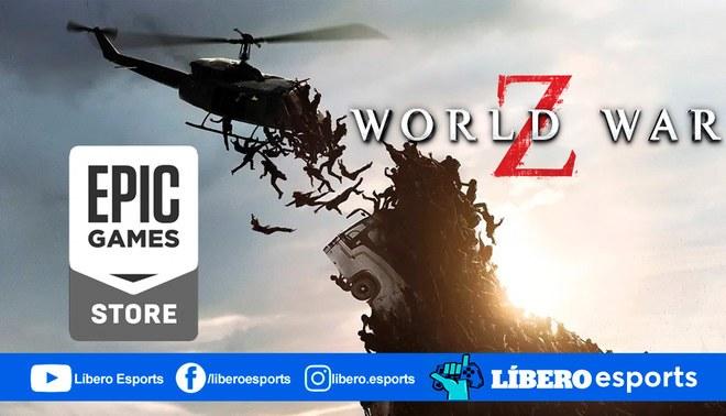 World War Z encabeza lista de juegos gratis en Epic Games Store