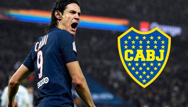 Jorge Bermúdez aseguró que Edinson Cavani puede ser jugador de Boca Juniors
