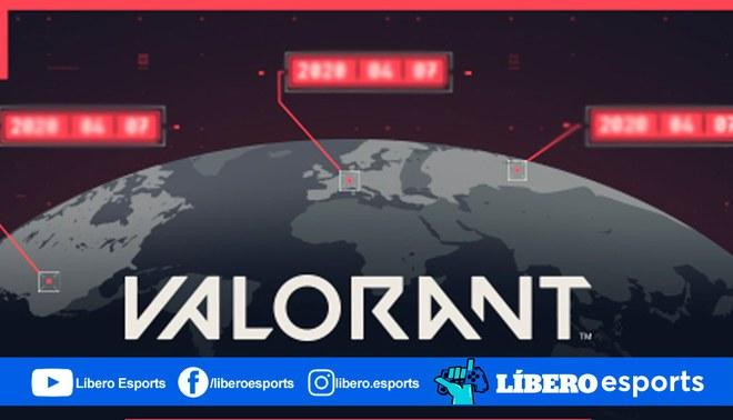 VALORANT fue presentado el año pasado | Foto: Riot Games
