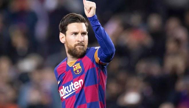 Messi es comparado con el 'Che' Guevara tras decidir reducirse el sueldo [FOTO]