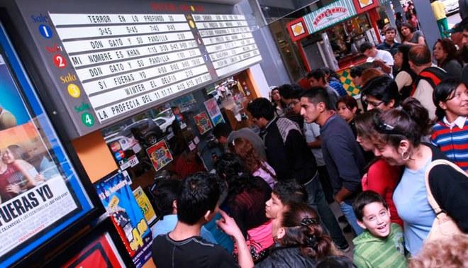 Cines nacionales sufrirán una caída de hasta 18 meses por crisis del coronavirus FOTO: Difusión