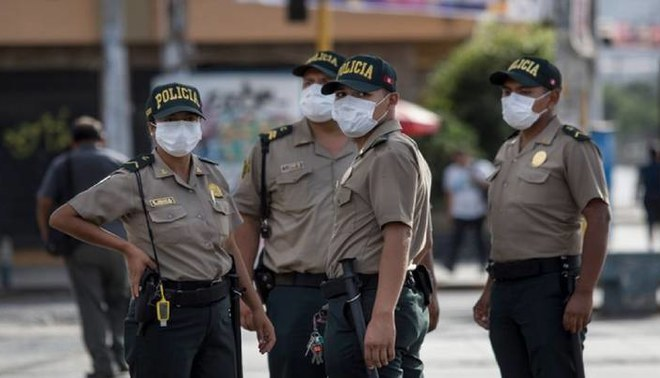 El mensaje de un policía que superó el coronavirus en Chiclayo dejó mucho por analizar sobre esta enfermedad | Foto: Difusión / Referencial