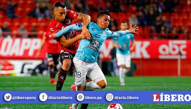 Selección peruana Ricardo Gareca está preocupado porque Christian Cueva no continuaría en Pachuca de México.