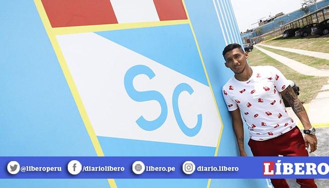 Sporting Cristal: Christofer Gonzales señaló que todavía falta mucho y espera que la celeste gane la Liga 1.