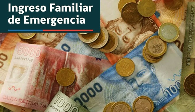 Sigue los pasos para verificar si eres beneficiario al Ingreso Familiar de Emergencia de Chile