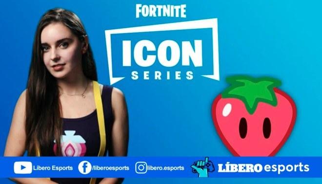 La creadora de contenido australiana sería la siguiente en recibir una skin de Icon Series. | Fuente: composición