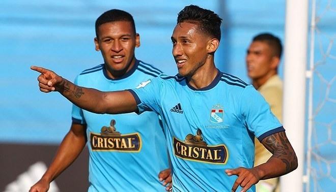 Sporting Cristal: Christofer Gonzales, el futbolista pedido en el fútbol mexicano
