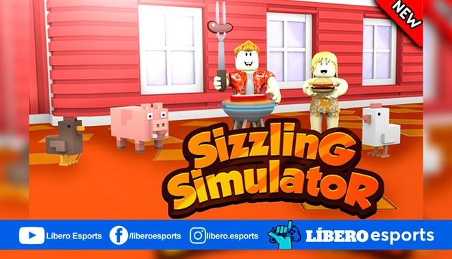 Roblox: promocodes vigentes para Sizzling Simulator - mayo 2020 #2 | Foto: Roblox Corp.