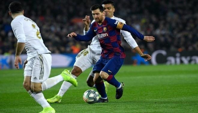 Lionel Messi quiere darle otro título al Barcelona pero al frente Madrid amenaza con reír al final   FOTO: difusión