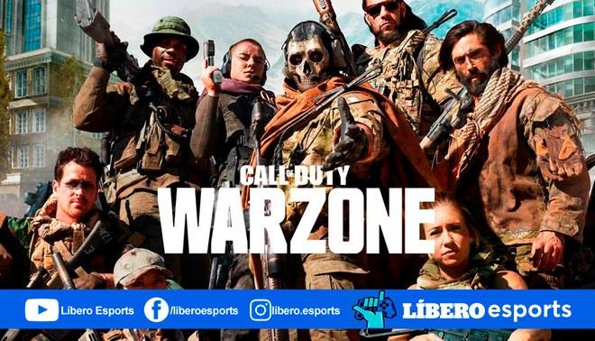 Pista del nuevo Black Ops ubicada en Call of Duty: Warzone | Foto: Activision