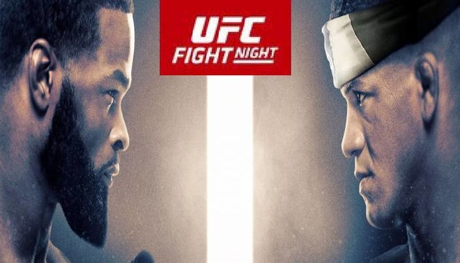 ► Señal ESPN 2 EN VIVO, UFC Fight Night: cartelera estelar de pelea Tyron Woodley vs Gilbert Burns