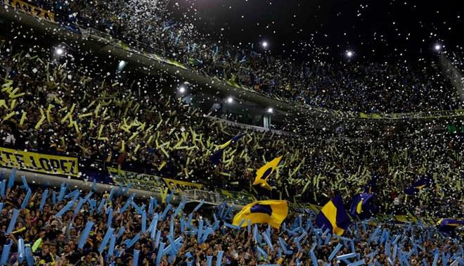 La Bombonera de Boca Juniors fue elegido como el estadio más pasional del mundo FOTO: Olé