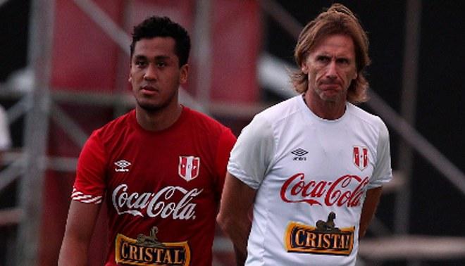 Gareca confirmó la ventaja de Tapia sobre seleccionados que tienen su futuro en el aire