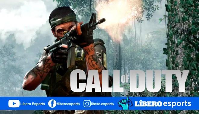 Call of Duty: se filtra video del nuevo juego de este año