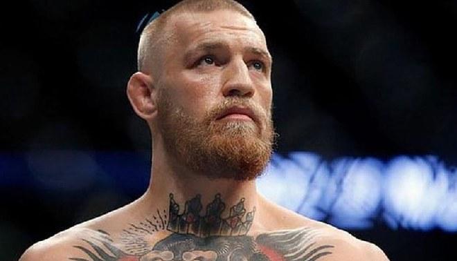 Conor McGregor habló de su retiro de la UFC   FOTO: AFP