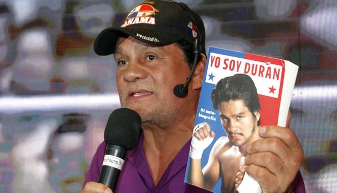 Roberto 'Mano de Piedra' Durán es una leyenda del deporte mundial.