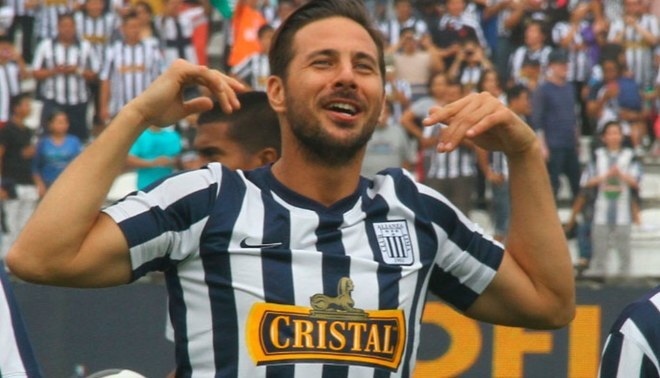 Claudio Pizarro, Alianza Lima