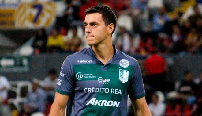 Alejandro Duarte se despidió de Atlético Zacatepec a través de una emotiva carta (Twitter / Alejandro Duarte)