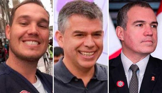 Julio Guzmán invita a Salvador del Solar y a George Forsyth formar parte del Partido Morado