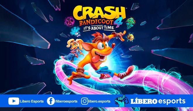 Crash Bandicoot 4: It's About Time no tendrá microtransacciones | Foto: Activision