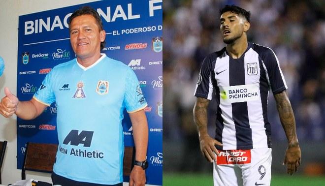 Flabio Torres condiciona fichaje de Adrián Balboa a posible marcha de Aldair Rodríguez.