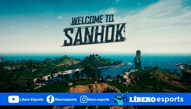 Sanhonk llegará con la temporada 8 de PUBG y parece que será el centro de atención. | Fuente: composición