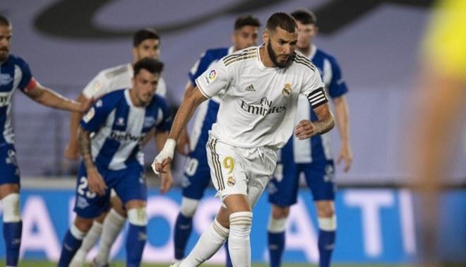 [DirecTV Sports EN VIVO] Real Madrid vs. Alavés ONLINE: ST 2-0 en directo hoy por LaLiga