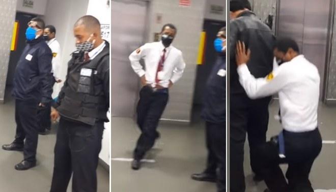TikTok viral: agentes de seguridad bailan a ritmo de Beyoncé y cautivan a las redes [VIDEO]