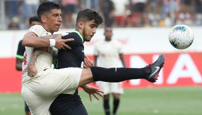 La Liga 1 se reiniciará el 7 de agosto a puertas cerradas y con todos los partidos en Lima | Foto: Líbero.