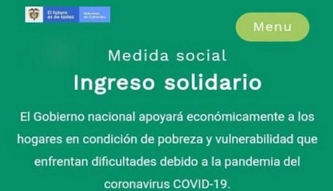 Revisa cómo cobrar los 160 000 pesos otorgados por el Gobierno colombiano.