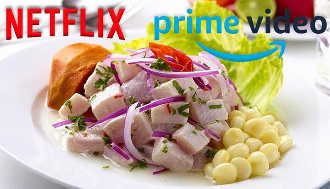 Nuestro plato bandera puede ser el detonante para que Amazon Prime le gane a Netflix en Perú.