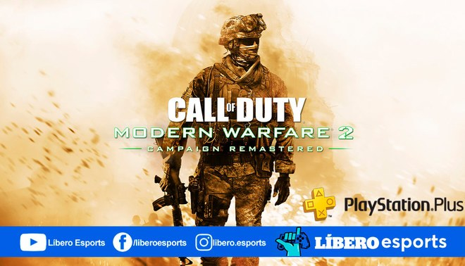 Descarga gratis Call of Duty: Modern Warfare 2 Campaign Remastered desde hoy.