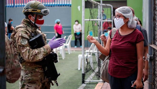 Mapa coronavirus Perú HOY 30 de julio: número de muertos e infectados