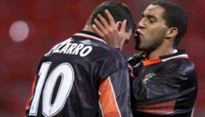 """Ailton sobre Claudio Pizarro: """"Me debió dar un porcentaje de su pase al Bayern Múnich"""". Créditos: AFP."""
