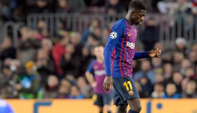 Barcelona ya tomó una decisión sobre el futuro de Ousmane Dembélé | FOTO: AFP