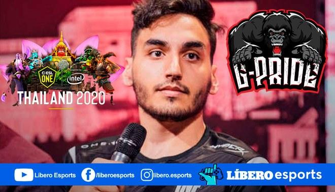 Infamous Gaming es el tercer representante peruano en el torneo | Foto: Composición