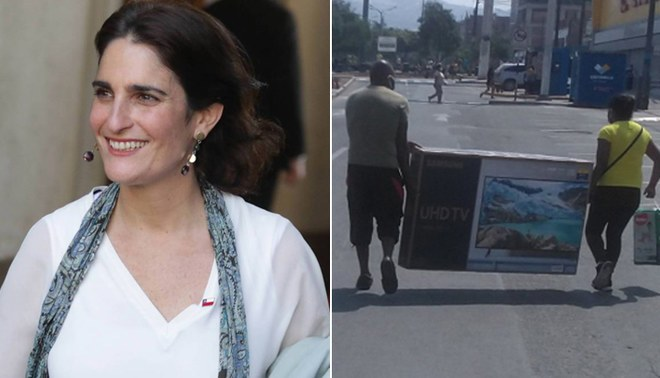 AFP Retiro Chile Maria Jose Zaldivar Ministra Trabajo Que