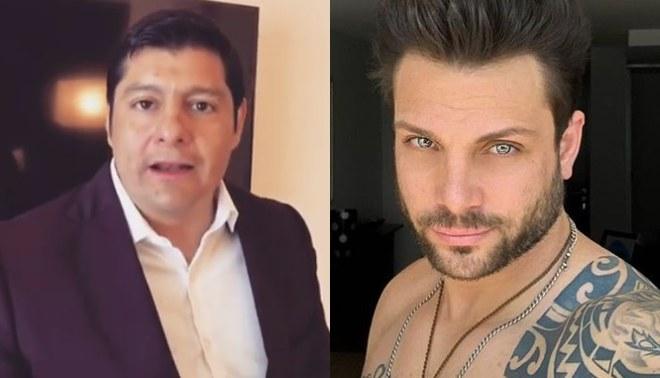 El narrador de Guerreros 2020 mencionó que Nicola no está comprometido con la camiseta de 'Los Leones'. Foto: Instagram El Zar/Porcella