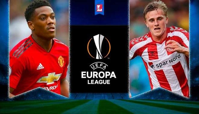 Manchester United vs Copenhague EN VIVO: horarios y canales por los cuartos de final de la Europa League