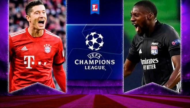 Bayern Múnich vs Lyon fecha día hora semifinales Champions League ...
