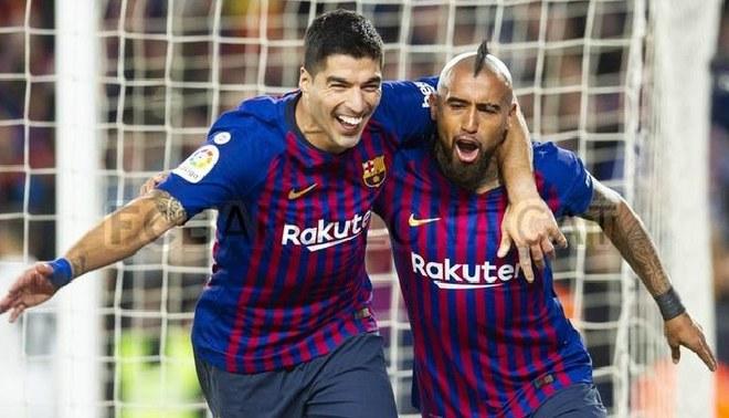 Luis Suárez y Arturo Vidal: dos graves problemas que deberá de solucionar Barcelona (AS)