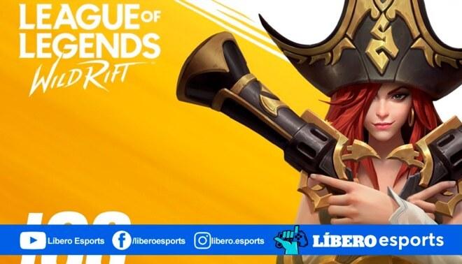 League Of Legends Wild Rift Beta Apk Ios