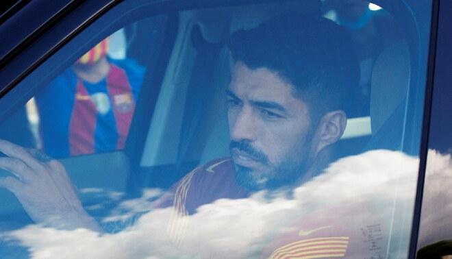 Luis Suárez rechazó propuesta de la Juventus (EFE)