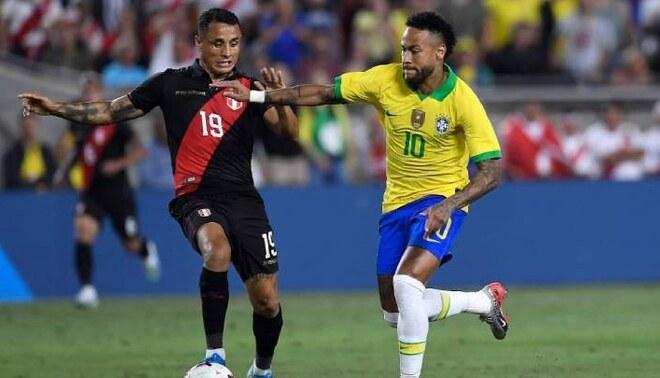 Perú y Brasil se verán las caras por la segunda fecha de las Eliminatorias rumbo a Qatar 2022 | Foto: Difusión