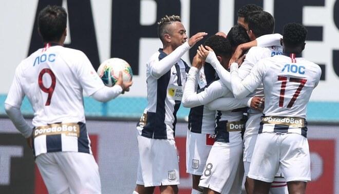 Alianza Lima y la última vez que enfrentó a un equipo venezolano por Copa Libertadores. Créditos: Liga 1.
