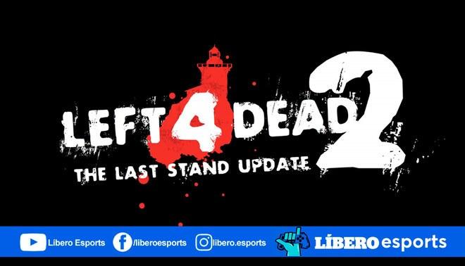 Left 4 Dead 2: The Last Stand llegará gratis la próxima semana | Foto: YouTube