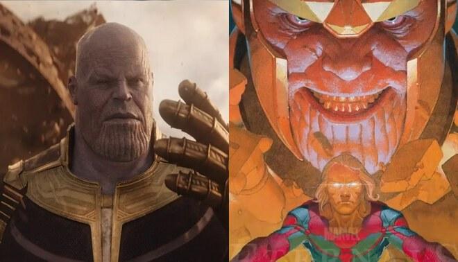 """Marvelmencionó que el """"Titán loco"""" reaparecerá en una nueva serie cómics. Foto: Marvel Cómics"""